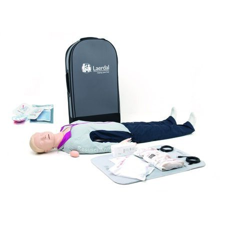 Resusci Anne QCPR AED Full Body Trolley Suit with SkillGuide